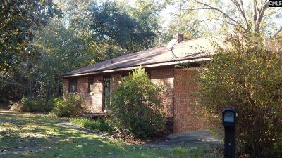 Single Family Home For Sale: 802 Calvary Church