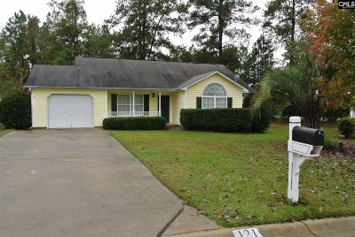 Lexington, Cayce Single Family Home For Sale: 121 Olde Oak Ct