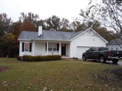Lexington, Cayce Single Family Home For Sale: 308 Whispering Winds