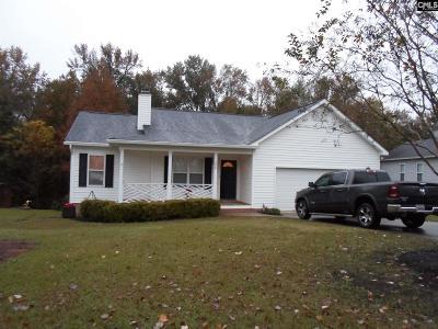 Lexington SC Single Family Home For Sale: $162,500