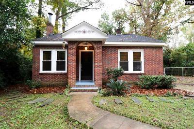Columbia Single Family Home For Sale: 118 Summerlea
