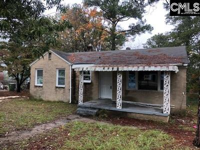 Columbia Single Family Home For Sale: 6623 Shakespeare