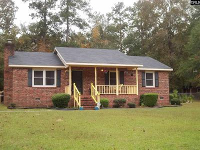 Orangeburg Single Family Home For Sale: 1145 Sheppard
