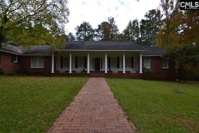 Blythewood Single Family Home For Sale: 1030 Beckham