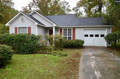 Irmo Single Family Home For Sale: 206 Hookston