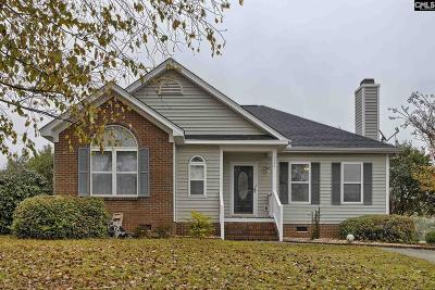 West Columbia Single Family Home For Sale: 228 Autumnview
