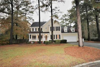 Lexington County, Richland County Single Family Home For Sale: 4 Foxfield