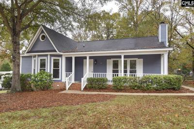 Irmo Single Family Home For Sale: 105 Bowhill
