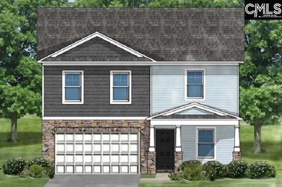 Lexington Single Family Home For Sale: Lot 41 Cassique