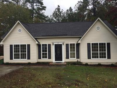 Irmo Single Family Home For Sale: 208 Barger