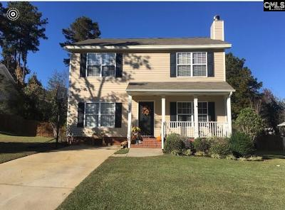 Irmo Single Family Home For Sale: 126 Black Creek