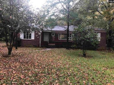 Camden Single Family Home For Sale: 1307 Gardner