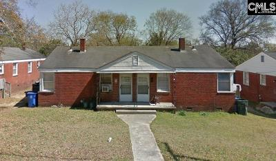 Columbia Multi Family Home For Sale: 108 Kilbourne