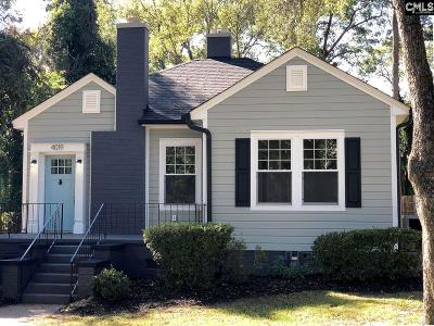 Columbia Single Family Home For Sale: 4019 Ensor