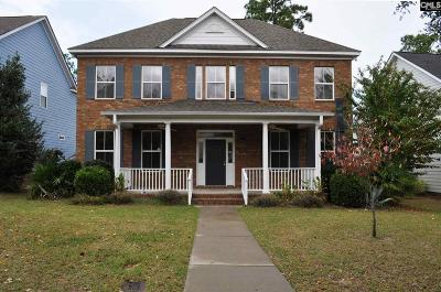 Columbia Single Family Home For Sale: 1831 Lake Carolina