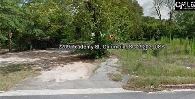 Residential Lots & Land For Sale: 2209 Academy