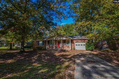 Columbia SC Single Family Home For Sale: $113,797
