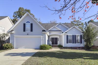 Irmo Single Family Home For Sale: 154 Caedmons Creek