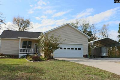 Newberry County Single Family Home For Sale: 1087 St Philips Church