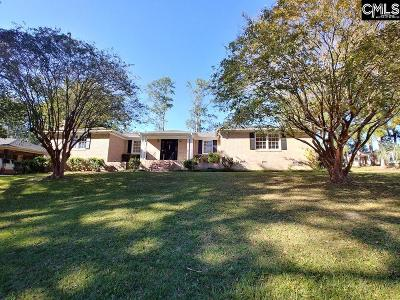 Columbia Single Family Home For Sale: 3401 Woodbranch