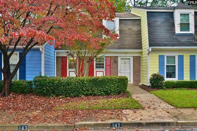 Lexington County, Richland County Townhouse For Sale: 147 West