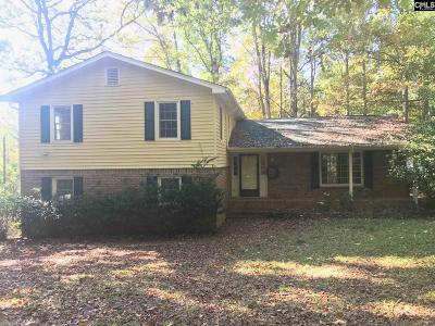 Lexington County Single Family Home For Sale: 109 Triami