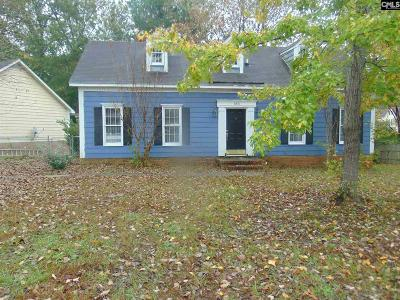 Irmo Single Family Home For Sale: 540 Kenton
