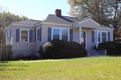 Newberry Single Family Home For Sale: 1312 Trent