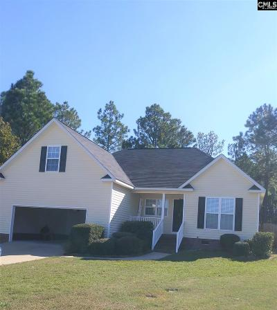 Columbia Single Family Home For Sale: 256 Hodson Hall