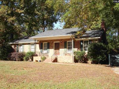 Columbia Single Family Home For Sale: 236 Quincannon
