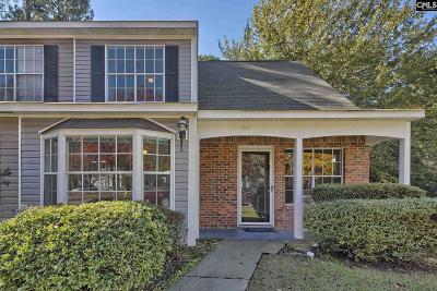 Lexington County, Richland County Townhouse For Sale: 1111 Cloister