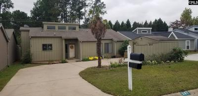 Cayce SC Single Family Home For Sale: $137,000