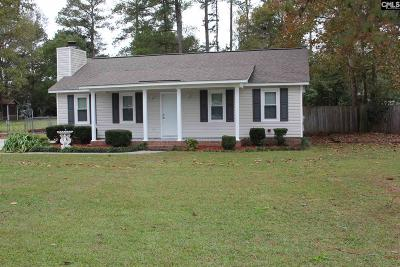 West Columbia Single Family Home For Sale: 127 W Idlewood Cr
