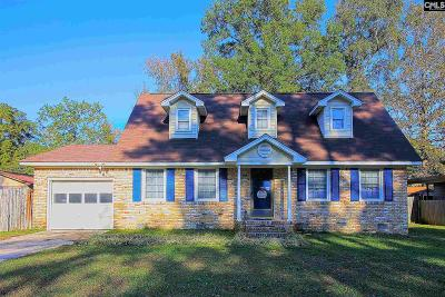 West Columbia Single Family Home For Sale: 207 Lloydwood