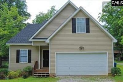 Fairfield County, Lexington County, Richland County Rental For Rent: 234 Smallwood