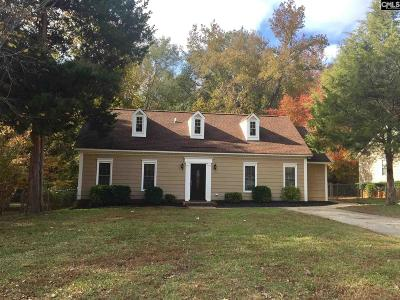 Irmo SC Single Family Home For Sale: $109,900