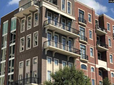 Greenville Condo For Sale: 111 E McBee #401