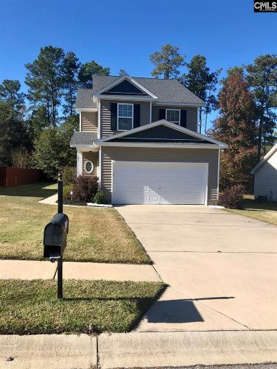 Columbia Single Family Home For Sale: 131 Peaceful Lane
