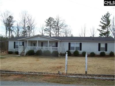 Newberry Single Family Home For Sale: 517 Oak Ridge