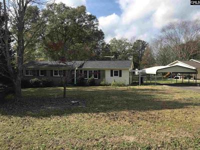 Kershaw Single Family Home For Sale: 163 Blackmon Circle