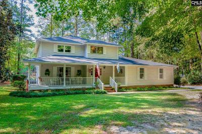 Blythewood Single Family Home For Sale: 207 Lake Ashley