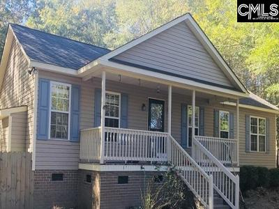 Lexington County, Richland County Single Family Home For Sale: 214 Camp Agape