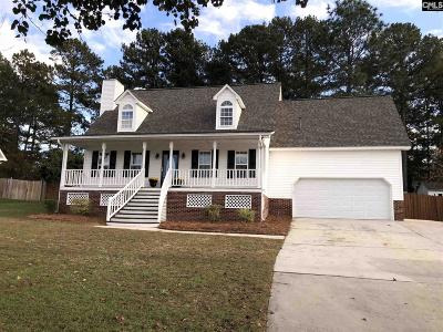 Columbia Single Family Home For Sale: 117 Southern Pine