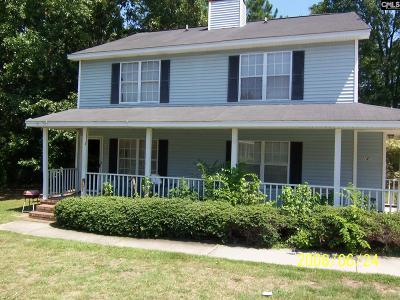 Lexington County Rental For Rent: 141 Country Town