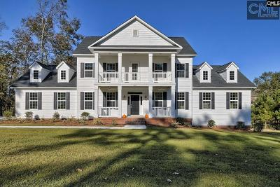 Kershaw County Single Family Home For Sale: 10 Preserve