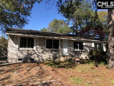 Cayce Single Family Home For Sale: 1140 Charlotte