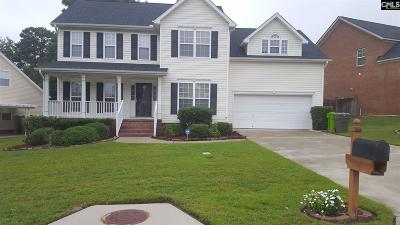 Richland County Rental For Rent: 204 Walden Place