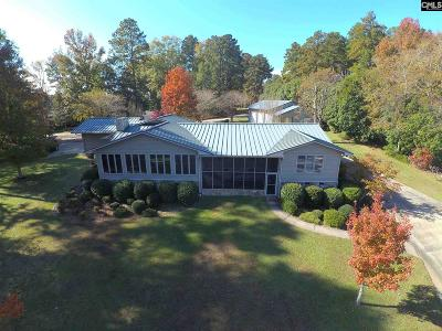 Lexington County, Newberry County, Richland County, Saluda County Single Family Home For Sale: 308 Holly Point
