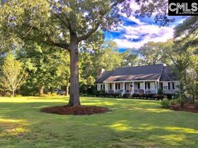 Lexington Single Family Home For Sale: 206 Chowning