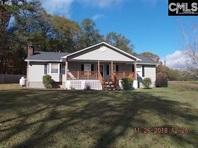 Lugoff Single Family Home For Sale: 1410 Horsehead Branch